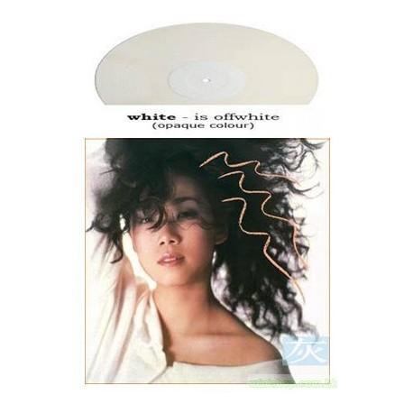 林憶蓮特别推出限量版灰色30週年灰色膠180g Vinyl唱片
