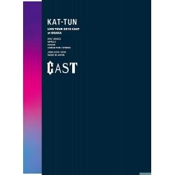 KAT-TUN LIVE TOUR 2018 CAST [初回限定版, 3DVD]