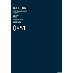 KAT-TUN LIVE TOUR 2018 CAST [通常版, 2DVD]