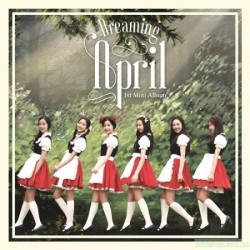 APRIL 1st Mini Album [Dreaming]