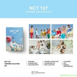 NCT 127 - 2019 NCT 127 SUMMER VACATION KIT