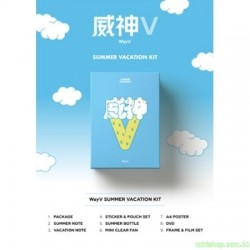 WAYV 威神V- 2019 WAYV SUMMER VACATION KIT