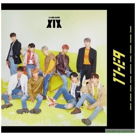 1THE9 - XIX (1ST MINI ALBUM)