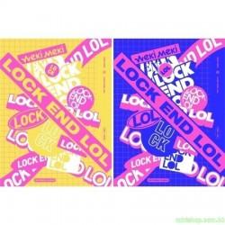 WEKI MEKI - LOCK END LOL (2ND 싱글앨범)