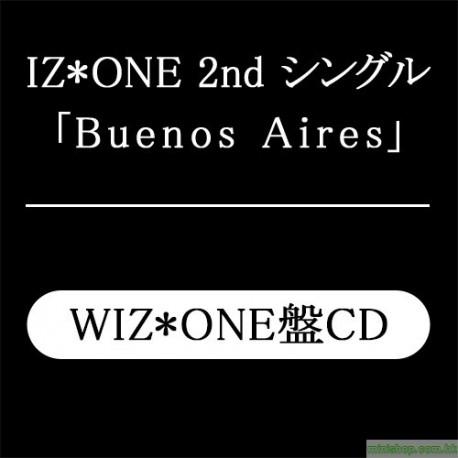 IZ*ONE -2nd「Buenos Aires」日版