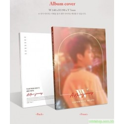 NAM WOO HYUN 南優賢- A NEW JOURNEY (3ND MINI ALBUM) NORMAL VER.