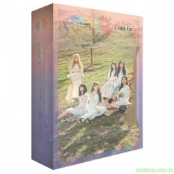 GFRIEND - VOL.2 [TIME FOR US] KIHNO ALBUM 智能卡