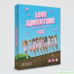 CHERRY BULLET LOVE ADVENTURE (2ND 싱글앨범)