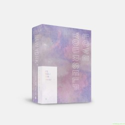BTS WORLD TOUR 'LOVE YOURSELF' NEWYORK DVD