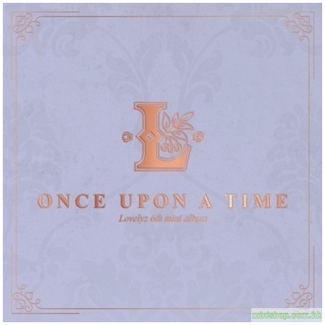 LOVELYZ - ONCE UPON A TIME (6TH MINI ALBUM)