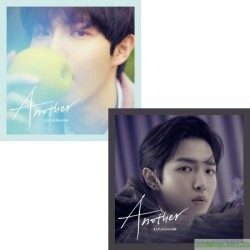 KIM JAE HWAN 金在奐 - ANOTHER (1ST MINI ALBUM)