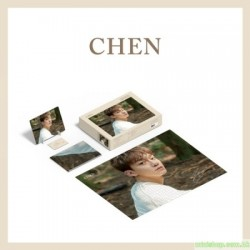 CHEN (EXO) - PUZZLE PACKAGE