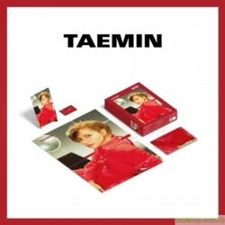 TAEMIN 泰民 - PUZZLE PACKAGE