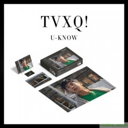 TVXQ! 允浩 - PUZZLE PACKAGE (U-KNOW VER.)