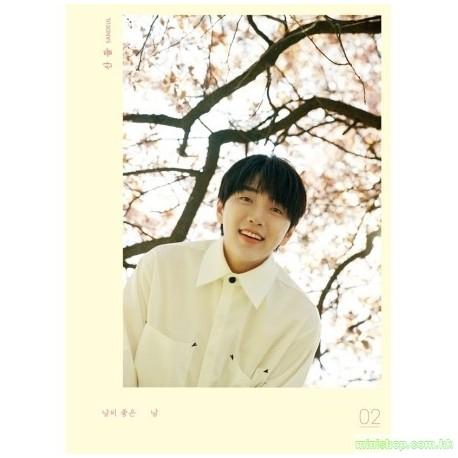 SANDEUL 燦多 - A FINE DAY (2ND MINI ALBUM)