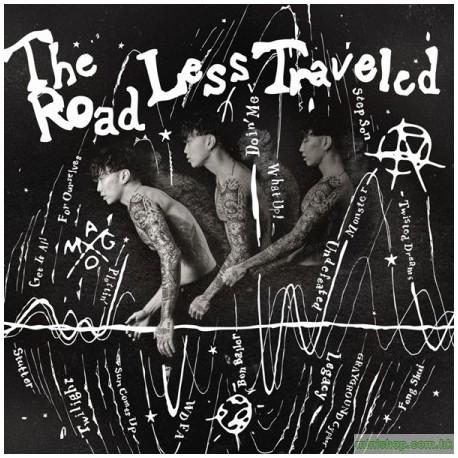 JAY PARK 朴載範 - THE ROAD LESS TRAVELED