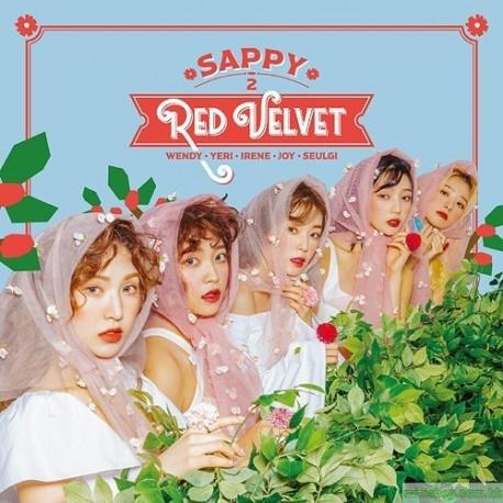 Red Velvet  SAPPY [通常盤, CD+DVD]