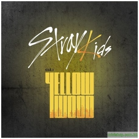 STRAY KIDS - CLE 2 : YELLOW WOOD (SPECIAL ALBUM)