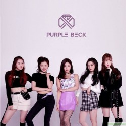 PURPLEBECK - CRYSTAL BALL (1ST MINI ALBUM)