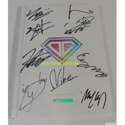 簽名版 D-CRUNCH - M0527 (2ND MINI ALBUM)