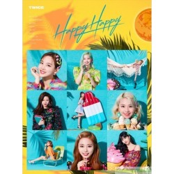 TWICE 「HAPPY HAPPY」(初回限定盤B)