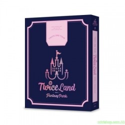 TWICE 트와이스 - 2ND TOUR [TWICELAND ZONE 2:FANTASY PARK] BLU-RAY