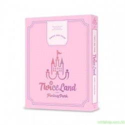TWICE 트와이스 - 2ND TOUR [TWICELAND ZONE 2:FANTASY PARK] DVD
