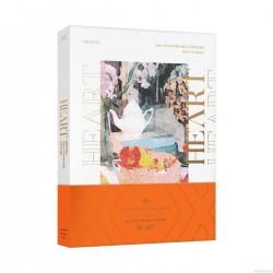 "[DVD] 신화 2018 SHINHWA 20th ANNIVERSARY CONCERT ""HEART"" DVD"