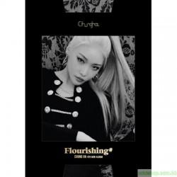 CHUNG HA 請夏- FLOURISHING (4TH MINI ALBUM)