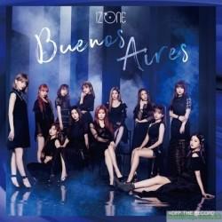 IZ*ONE Buenos Aires 布宜諾斯艾利斯 Type B【CD+DVD】