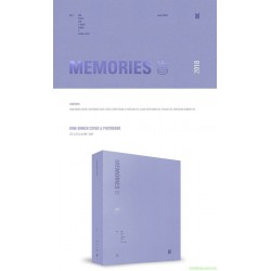[代購]BTS MEMORIES OF 2018 DVD 日版
