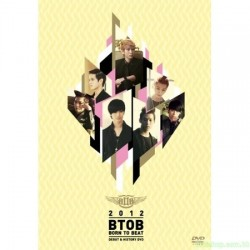 BTOB - [BORN TO BEAT] DEBUT & HISTORY DVD