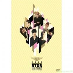 BTOB - [BORN TO BEAT] DEBUT & HISTORY DVD