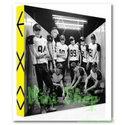 EXO~ Vol.2 [LOVE ME RIGHT] 韓版