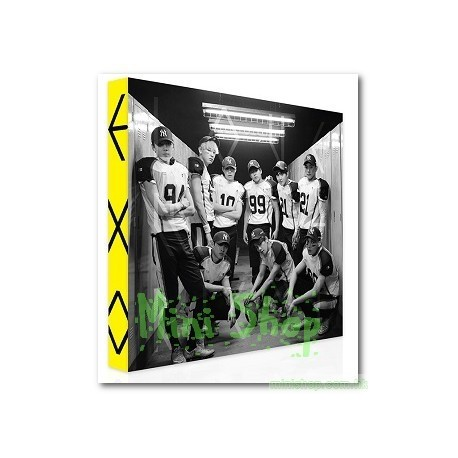 EXO~ Vol.2 [LOVE ME RIGHT] 韓版