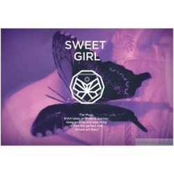 B1A4 Sweet Girl 台灣獨占豪華限定Butterfly盤(CD+DVD+套卡)