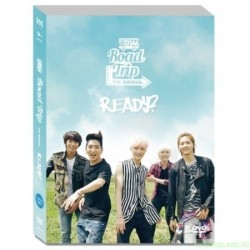 B1A4 - [2014 B1A4 Road Trip to Seoul -READY?] LIVE DVD
