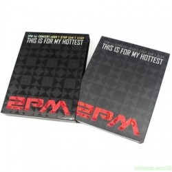 [DVD] 2PM - 1st Concert Don`t Stop Can`t Stop [This Is For My Hottest]