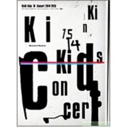 KinKi Kids Concert 『Memories & Moments』 【DVD初回仕様】台壓版