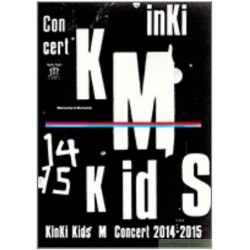 KinKi Kids Concert 『Memories & Moments』 【DVD通常仕様】台壓版