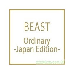 BEAST	ORDINARY - JAPAN EDITION 日版