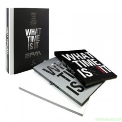 2PM LIVE TOUR DVD [WHAT TIME IS IT] DVD 韓版