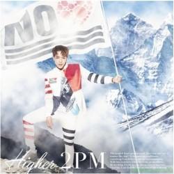 2PM~HIGHER 初回B[JUN  K ] 日版