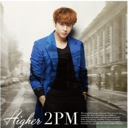 2PM~HIGHER 初回C [NICHKHUN]日版