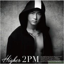 2PM~HIGHER 初回D [ TAECYEON]日版