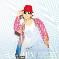 2PM~HIGHER 初回E [WOOYOUNG]