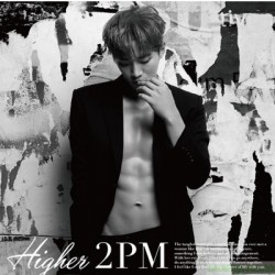 2PM~HIGHER 初回F [ JUNHO]日版
