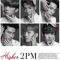 2PM~HIGHER 日通