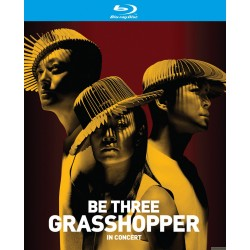 草蜢 Grasshopper - Be Three Grasshopper In Concert (Blu-ray)