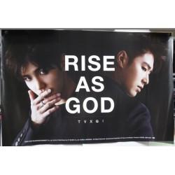 東方神起Special專輯《RISE AS GOD》海報 韓版